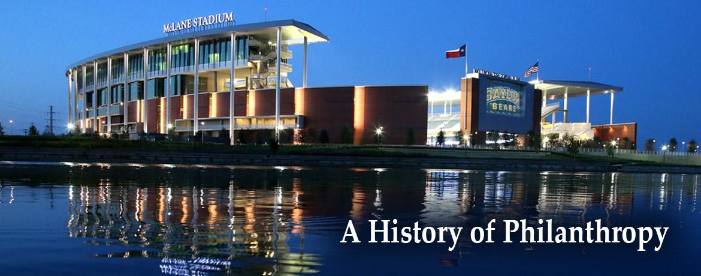 McLane Stadium at Baylor University, Waco, Tx